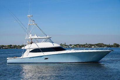 2010 82' Viking-Convertible Stuart, FL, US