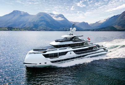 2022 131' 3'' Dynamiq-G 400 Monaco, MC
