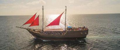 2006 100' Custom-Pirate Ship St Lucia, LC