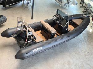 2021 Brig Navigator 610 met Honda 150 pk