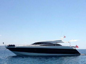 2012 78' 2'' Princess-V78 Corfu, GR