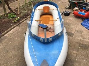 1971 Wiking Dingy