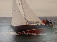 1963 Classic Steel long keel Sloop