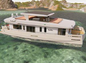 2021 Maison Marine 66 Houseboat