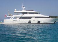 2011 Ferretti Yachts Custom Line Navetta 33