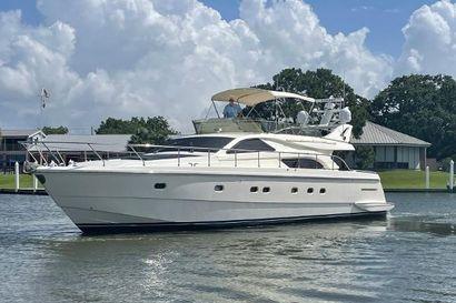 2001 57' Ferretti Yachts-57 Motor Yacht Seabrook, TX, US
