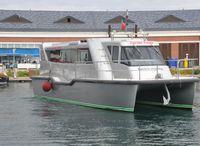 2021 Custom-Craft Hybrid Catamaran 42