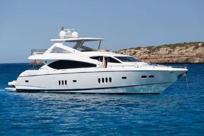 2008 86' 11'' Sunseeker-86 Yacht Antibes, FR