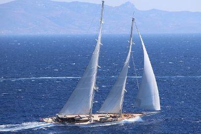 2013 154' 2'' Ada Yacht-Classic schooner Didim, TR