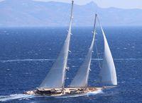 2013 Ada Yacht Classic schooner