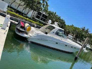 2002 50' Sea Ray-Sundancer 460 Aventura, FL, US