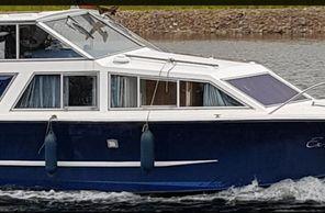1980 Freeman Kajuit motorboot