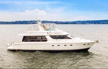 2001 57' Carver-570 Voyager Seattle, WA, US