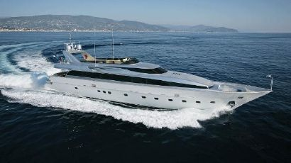 2007 118' 5'' Admiral-35 Genoa, IT