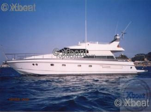 1992 Motor Yacht MOCHI CRAFT 56 FLY