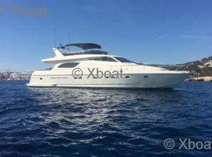 1997 Ferretti Yachts Ferretti 70
