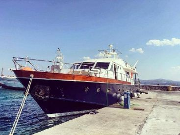 1972 81' 8'' Admiral-25 Athens, GR
