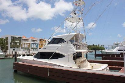 2010 50' Maritimo-500 Offshore Convertible Fajardo, PR