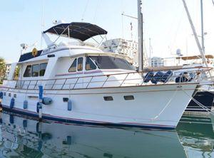 1986 Tania Yacht DEFEVER 50