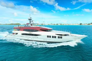 2008 164' Trinity Yachts-164 Tri-deck Motor Yacht Fort Lauderdale, FL, US