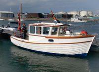 2002 Custom Tremadog Bay 23