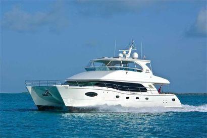 2012 60' Horizon-Power catamaran Tortola, VG
