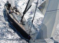 2005 Frers 57 Day Sailer