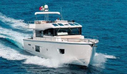 2016 56' Cranchi-Eco Trawler 53 Long Distance Boca Raton, FL, US