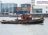 1929 Sleepboot Bravoure met CBB