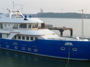 2009 Speciaal gemaakt/Anders Crossover Vessel/Yacht