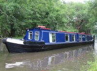 2007 Narrowboat 62' Starline with Cabin Lift