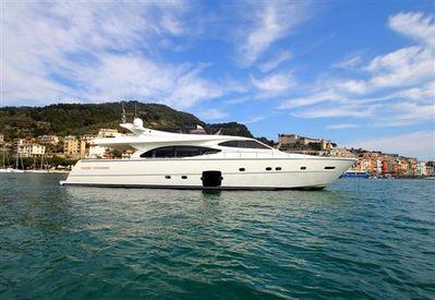 2007 78' 11'' Ferretti Yachts-780 Athens, GR