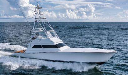 1986 60' Jim Smith-Custom 60 Sportfish Convertible Fort Pierce, FL, US
