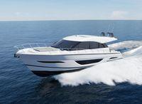 2021 Maritimo S55