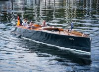 1928 Classic Motorboat