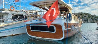 2021 Gulet Mahogany with 6 cabins