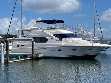 2000 45' Silverton-453 Motor Yacht Pensacola Beach, FL, US