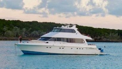 1998 80' Lazzara Yachts-Skylounge CMY Fort Lauderdale, FL, US