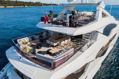 2020 131' 6'' Sunseeker-131 Yacht Dubai, AE