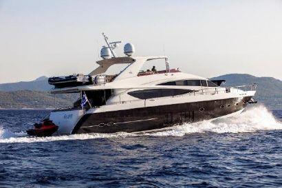 2012 85' 2'' Princess-85 Motor Yacht Athens, GR