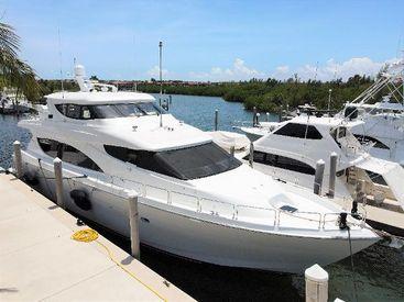 2005 80' Hatteras-80 Motor Yacht Miami, FL, US