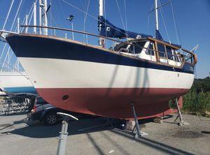1980 Siltala Nauticat 33