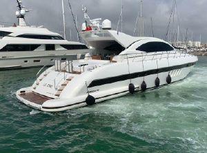 2007 Mangusta 72