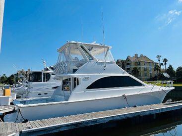 1997 48' Ocean Yachts-Super Sport LEAGUE CITY, TX, US
