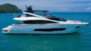 2016 86' 3'' Sunseeker-86 Yacht İstanbul, TR