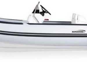 2021 Nimarine MX 410 RIB met stuurconsole