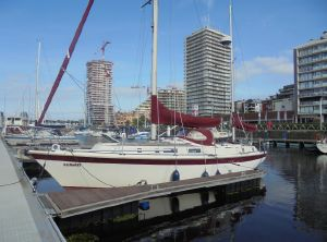 1980 Westerly Conway 36 MK2