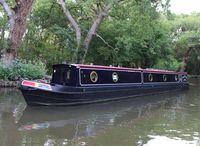 2012 Aintree 59' Semi Trad Narrowboat