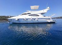 2001 Ferretti Yachts 480