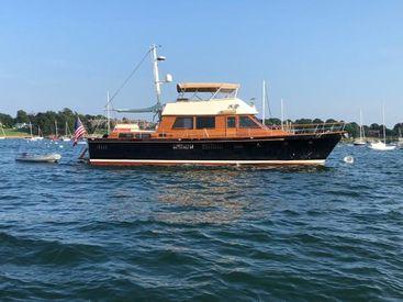 1994 61' Wilbur-Downeast Flybridge Motor Yacht Newport, RI, US